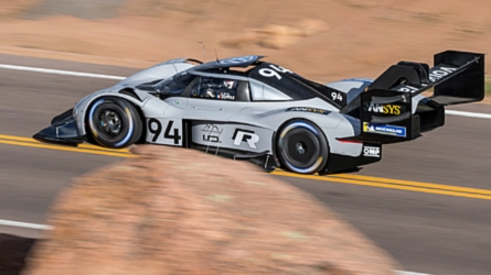 Volkswagen I.D. R - Meilleur temps des qualifications à Pikes Peak