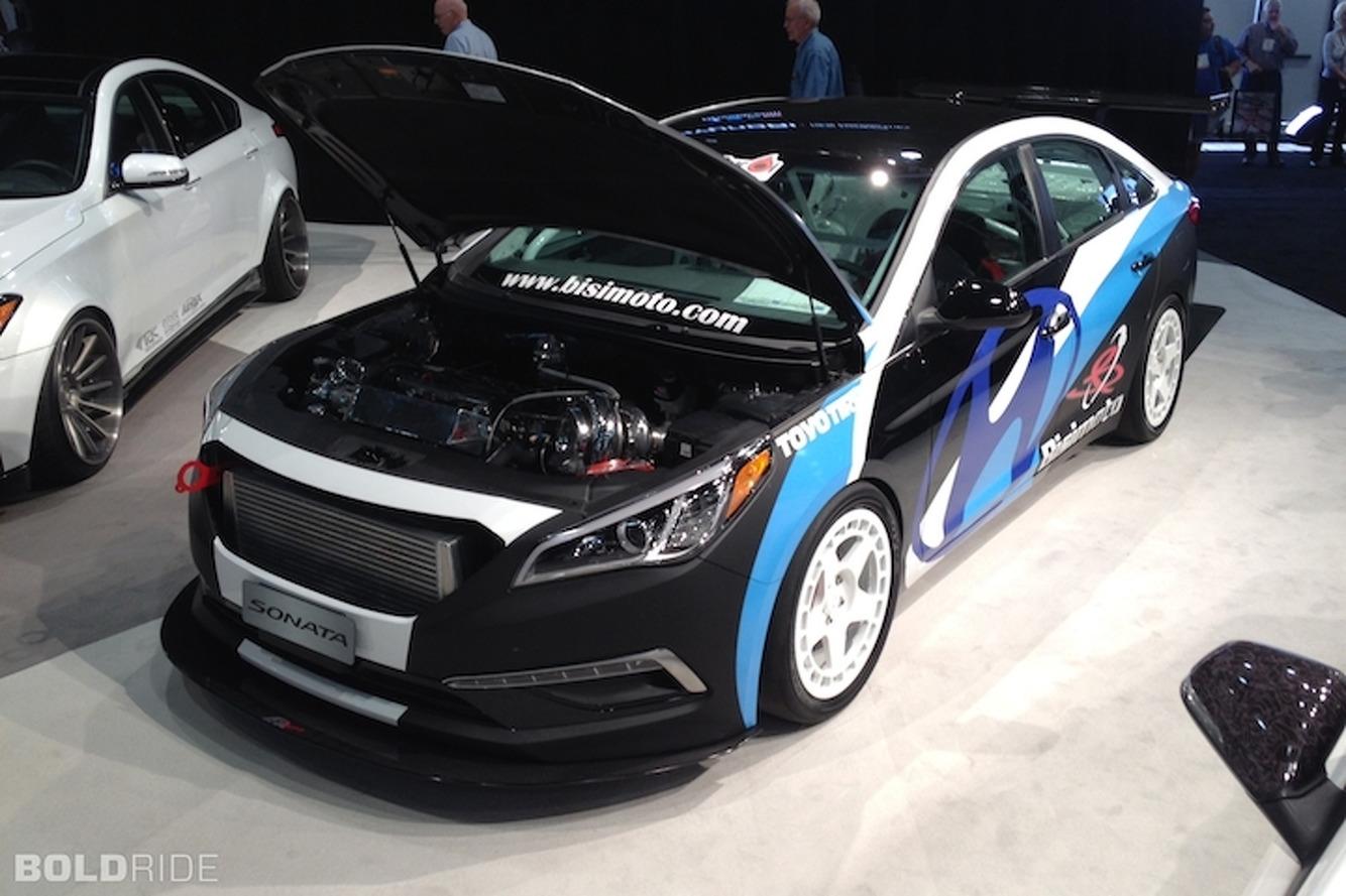 Hyundai, Kia Finally Get Serious About Performance