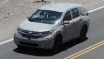 2018 Honda CR-V Spy Shots