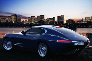 Lyonheart K Conjures Up the Jaguar E-Type