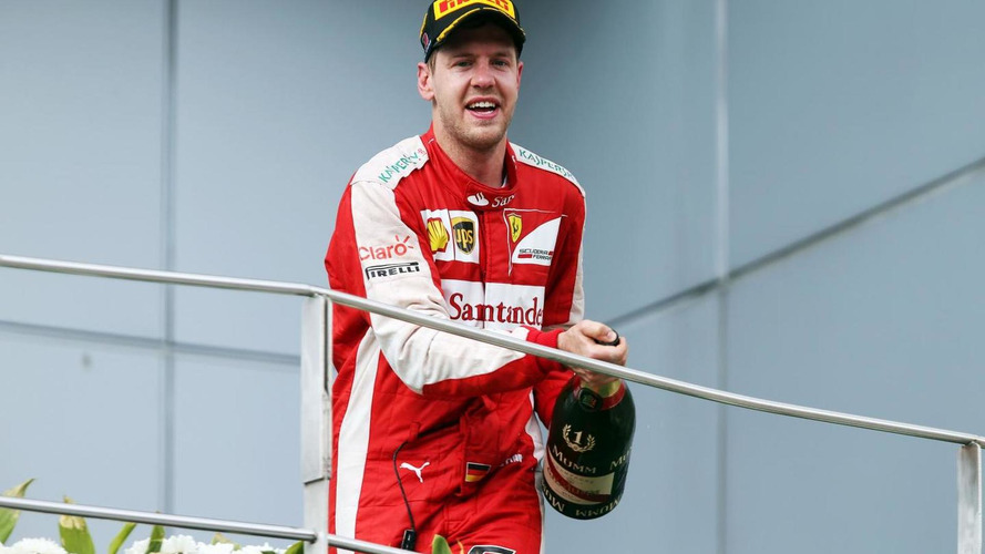 Ecclestone's criticism of Vettel wrong - Berger