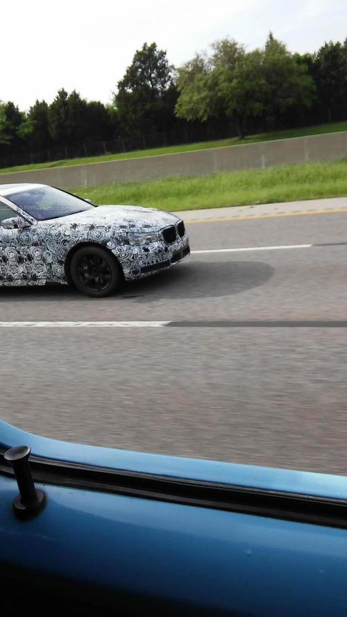 2016 BMW 7-Series spied by WCF reader in Texas