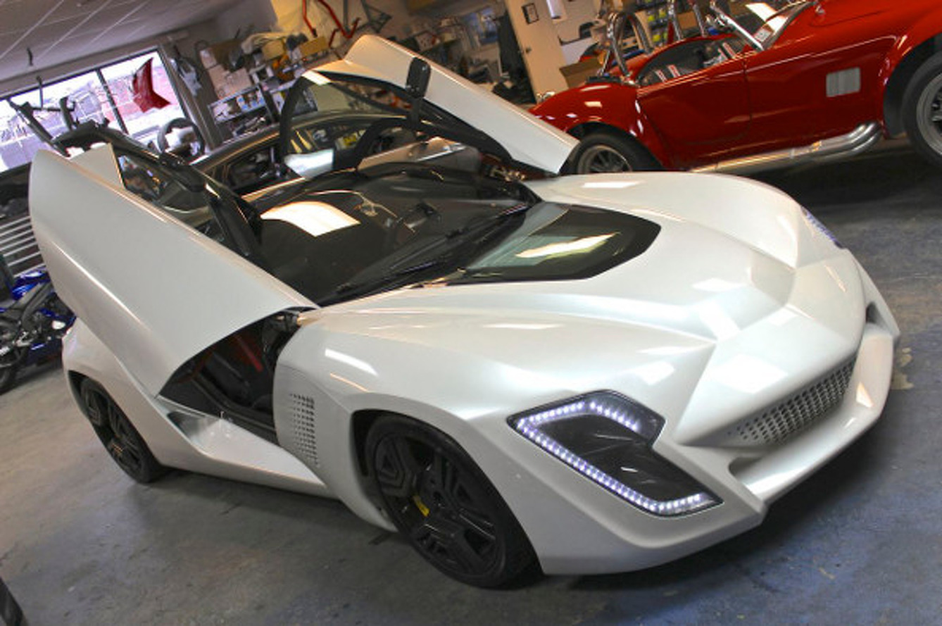 Where Do You Bring a One-of-a-Kind $2M Bertone Mantide for Maintenance?