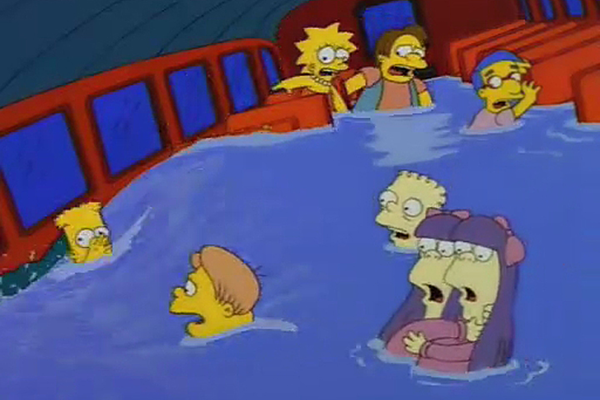 The Simpsons\' Best Car Crashes Ever [w/Video]
