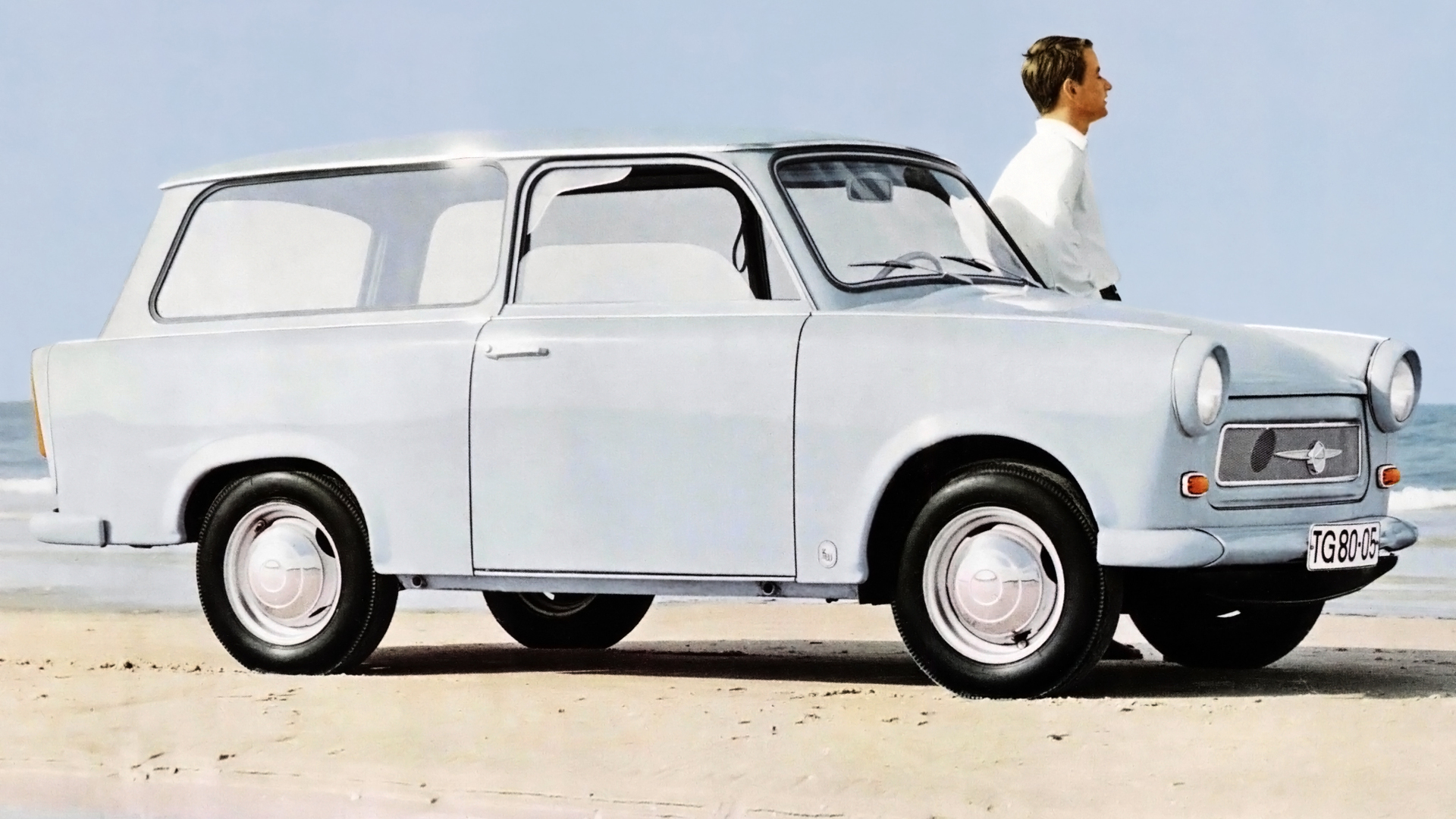 Soviet Cars Were Weird Trabant