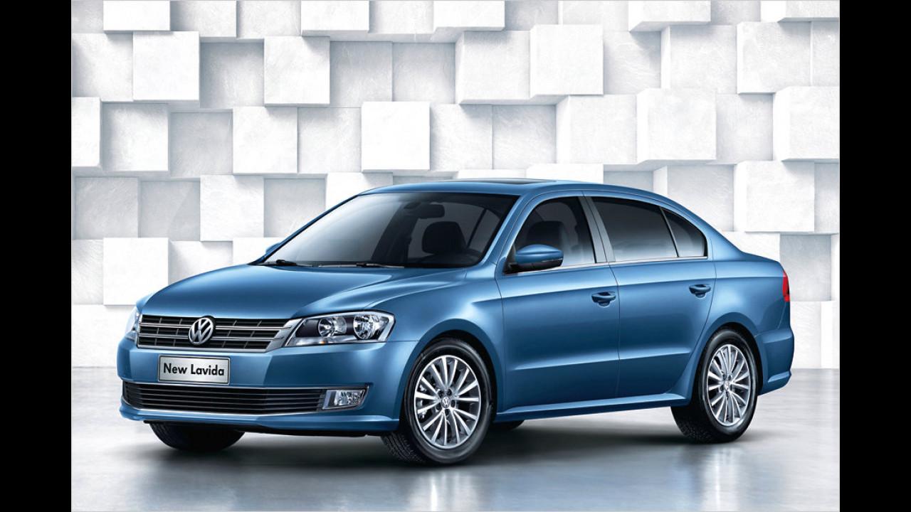 VW New Lavida