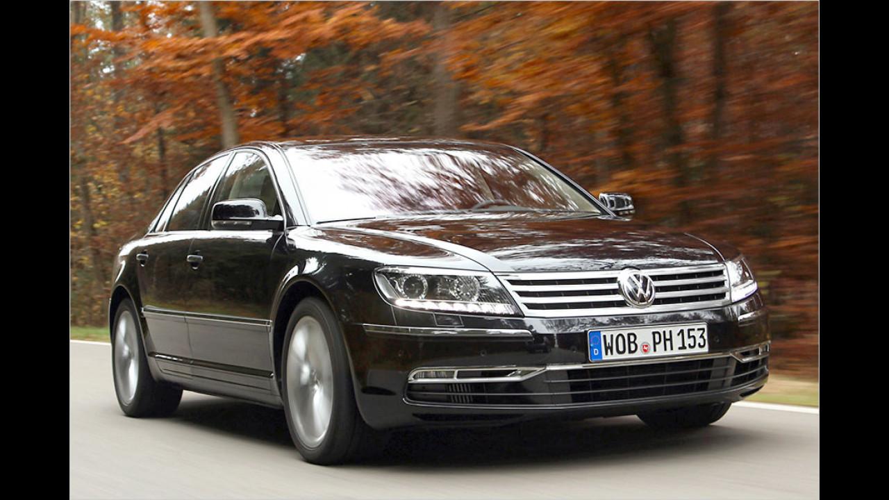 VW: Ein Phaeton oder ein Touareg?