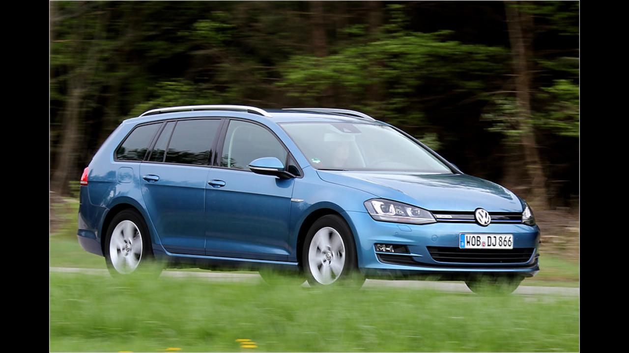 Kombi: VW Golf Variant