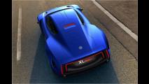 V2-Ducati-Motor plus VW XL1