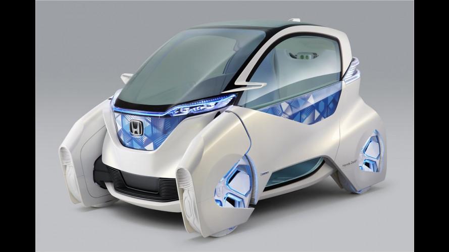 Sieben neue Elektrofahrzeuge auf einen Streich