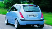 Fiat Idea and Lancia Ypsilon by Novitec