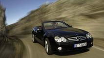 New Generation Mercedes SL 350