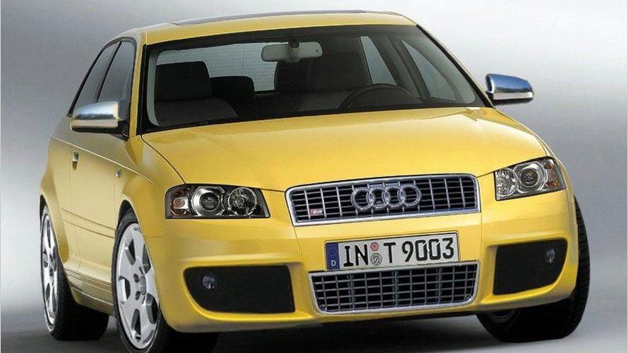 Audi RS3 interpretation