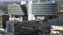 Van Technology Centre in Stuttgart-Untertürkheim