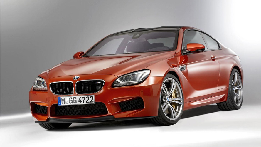 2014 BMW M6 lineup also getting Competition Package - report
