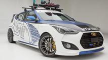 ARK Performance Veloster Alpine Edition