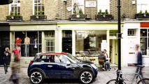 New-Look MINI Rocketman Concept for London 2012 Olympics