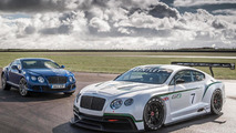 Bentley Continental GT3 26.9.2012