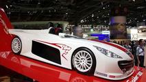 Peugeot Spider 207 Unveiled