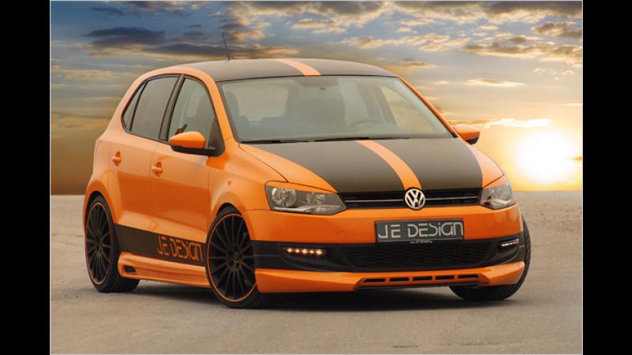 Kleiner Wolfsburger ganz groß: JE Design tunt den VW Polo