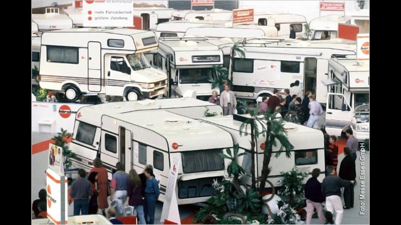 1991: Messe-Halle in Essen