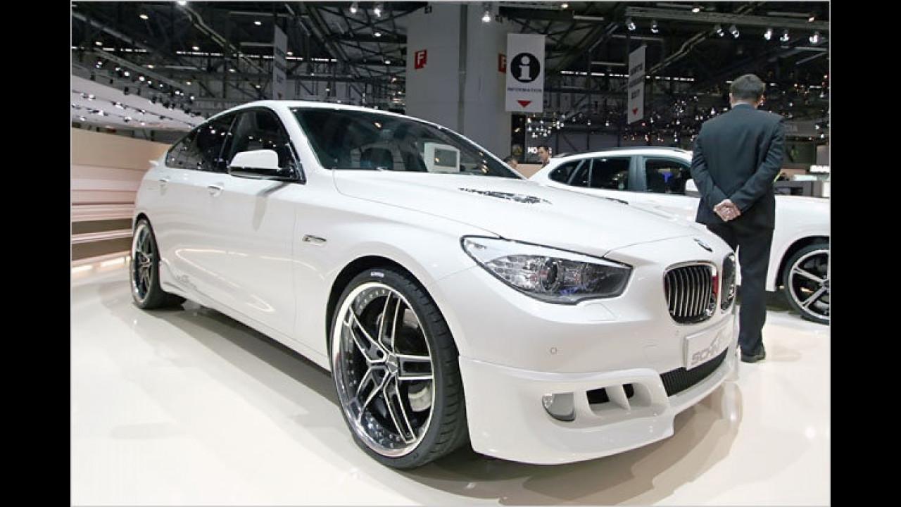 AC Schnitzer BMW 5er GT