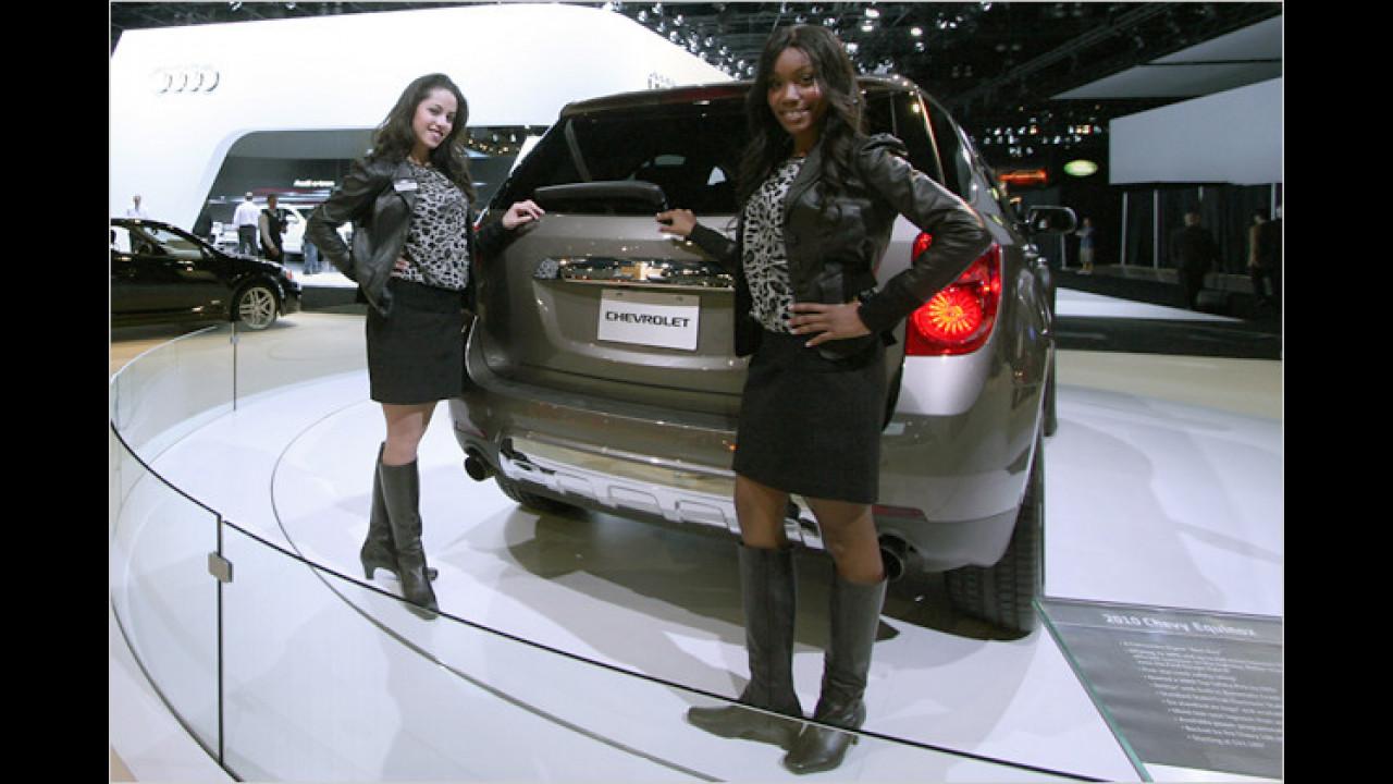 Na, wer gewinnt das Chef-Roulette bei Chevrolet?