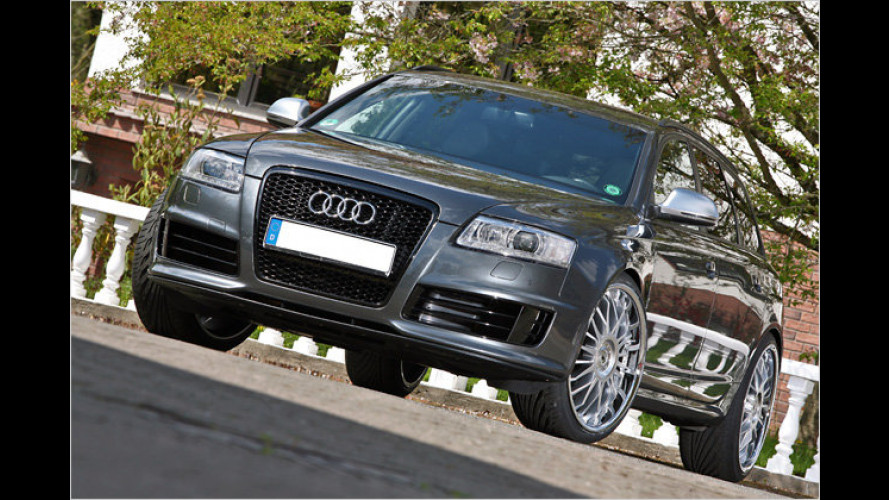 Es geht noch mehr: Audi RS6 Avant mit 700 PS