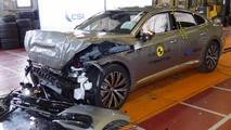 VW Arteon at Euro NCAP