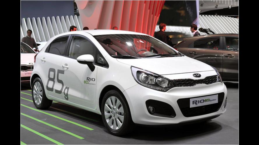 Genfer Autosalon 2011: Qualitäts-Offensive von Kia