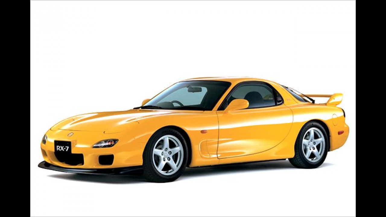 Mazda RX-7 (1992)