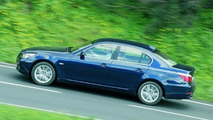Luxury Car: BMW 5-Series