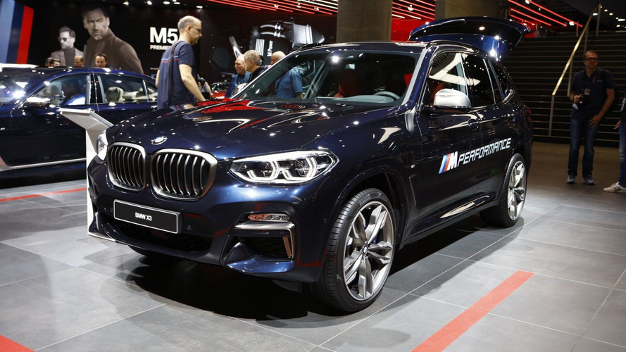 First-ever BMW X3 M Officially Under Evaluation