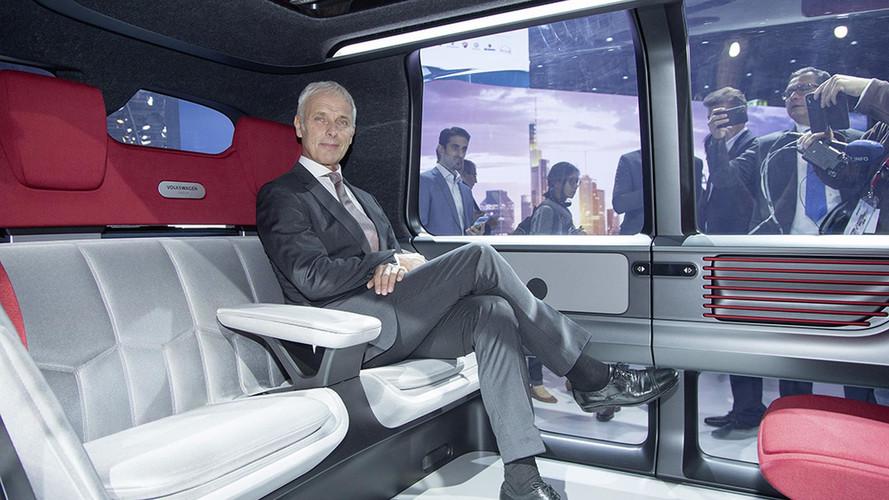Volkswagen CEO sacked in bid to draw line under Dieselgate