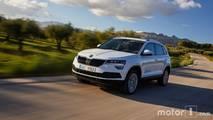 Essai Škoda Karoq 2017