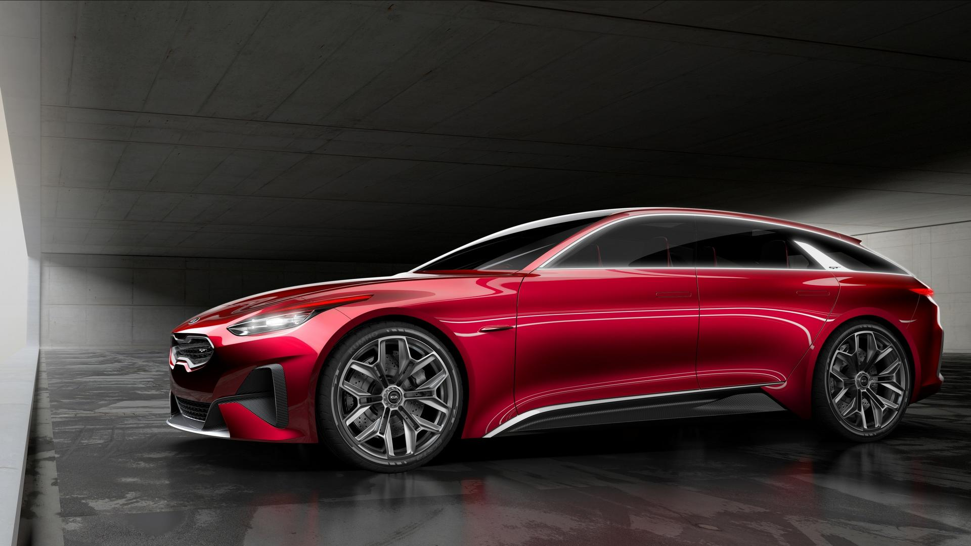 concept cars it s to challenge people s perceptions of kia and start conversations around what is and what could be says guillaume