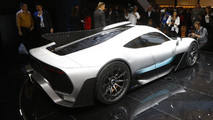 Mercedes-AMG Project One - Frankfurt
