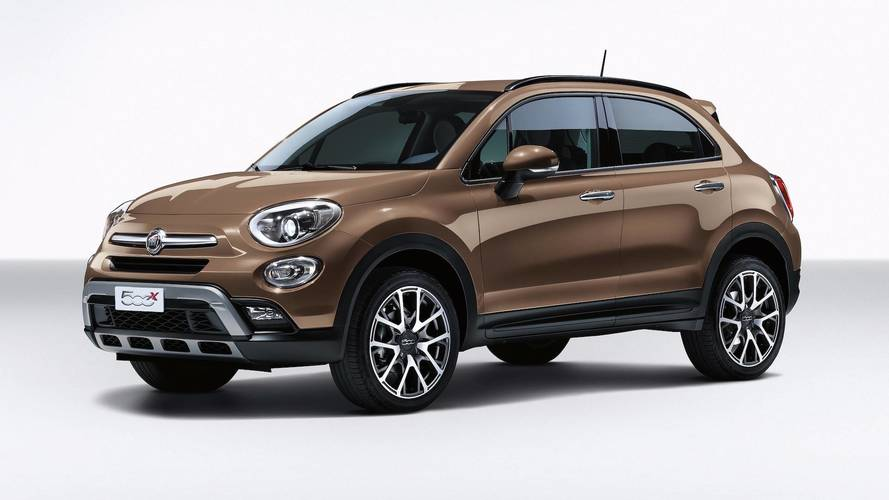 Fiat 500X Gets A Barely Noticeable Update For 2018