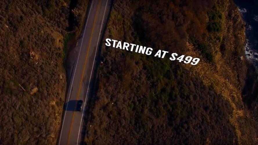 Man creates TV advert to sell his girlfriend's 1996 Honda