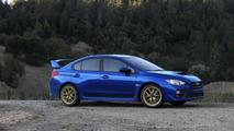 2015 Subaru WRX STI leaked official photo