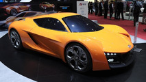 Hyundai PassoCorto concept by IED live in Geneva