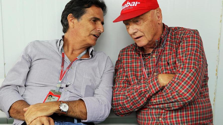 F1 champion Piquet has heart surgery