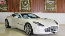 Brand new Aston Martin One-77 on sale for 2M USD