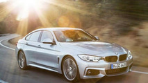 BMW 4-Series Gran Coupe leaked official photo
