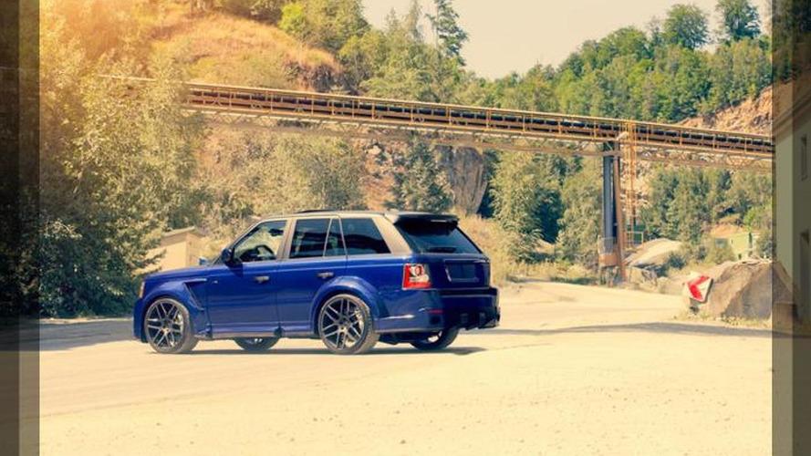 CDC Performance tunes the first-gen Range Rover Sport [videos]