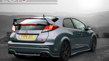 2015 Honda Civic Type R artist rendering 16.09.2013