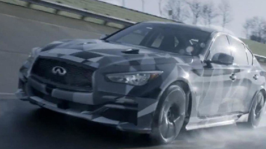 Infiniti Q50 Eau Rouge could cost $100,000 - report
