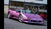 Kosmischer Lamborghini