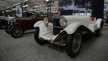 Le Musée national de l'Automobile - Collection Schlumpf, à Mulhouse