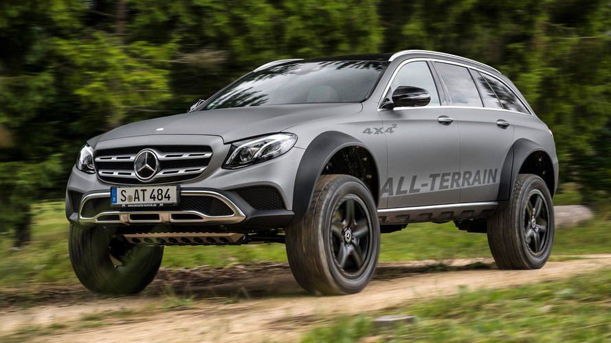 Mercedes All-Terrain 4x4² Creator Confident About Production